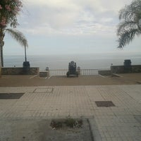 Photo taken at Playa Carebeillo by Gonzalo F. on 10/2/2013
