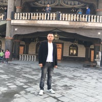 Photo taken at Mehmet Hayri Hatice Göymen cami by Ferhat on 11/18/2016