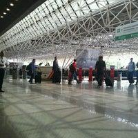 Foto tirada no(a) Aeroporto Internacional de Brasília / Presidente Juscelino Kubitschek (BSB) por Diogo C. em 11/22/2013
