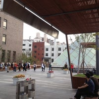 Photo taken at Soongsil University by SoonHo K. on 10/16/2012