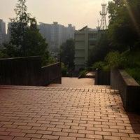 Photo taken at Soongsil University by SoonHo K. on 6/21/2013