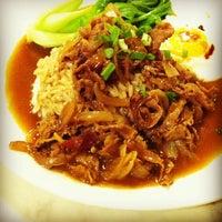 Photo taken at Gyuniku Restaurant by penman on 12/11/2012