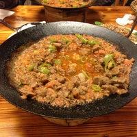 Photo taken at Madalyalı Restaurant by Onur I. on 2/9/2013