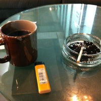 Photo taken at Al Fresco Smoking Lounge by Jason Y. on 10/24/2012