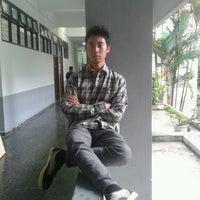 Photo taken at Fakultas Teknik USU by Trabanasia T. on 10/31/2012