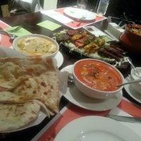 Photo taken at Taste Of India Cuisine || مطعم المذاق الهندي by Mohammed E. on 12/23/2012