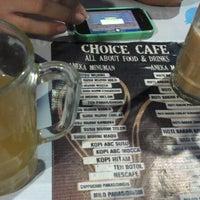 Photo taken at CHOICE CAFE Gasibu by Lavalette E. on 2/10/2013