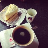 Photo taken at Rabika Coffee by мαε'z (. on 3/6/2013