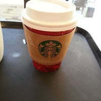 Photo taken at Starbucks by muzerrr a. on 1/11/2014