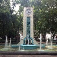 Foto tomada en Parque México por Francisco I. el 5/26/2013