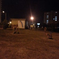 Photo taken at Aletli jimnastik Park by Uluç C. on 1/29/2013