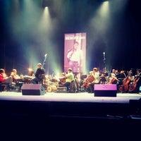 Photo taken at Teater Vanemuine by Anželika M. on 1/9/2013