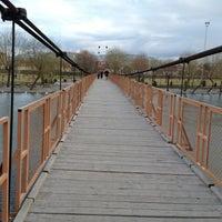3/1/2013 tarihinde Aynur Ç.ziyaretçi tarafından Kızılırmak Asma Köprü'de çekilen fotoğraf
