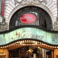 Photo prise au Boston Opera House par C.C. C. le12/2/2012