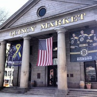 Photo prise au Quincy Market par C.C. C. le5/13/2013