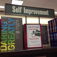 Photo taken at Barnes & Noble by C.C. C. on 11/30/2012