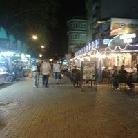 Photo taken at Cumhuriyet Meydanı by ibrahim E. on 9/15/2012