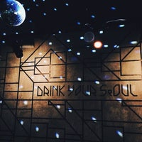Снимок сделан в Drink Your Seoul пользователем Anna P. 9/27/2014