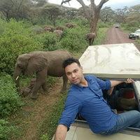 Photo taken at Manyara Wildlife Safari Camp by Mehmet M. on 1/11/2016
