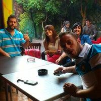 Photo taken at Pub Lloc de Joc by Victor P. on 10/7/2012