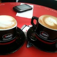 Photo taken at Segafredo Zanetti Espresso by Kung on 10/4/2012
