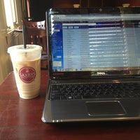 Photo taken at Saxbys Coffee by Jared F. on 5/22/2013