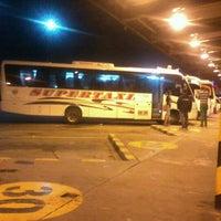 Photo taken at Terminal de transportes by Gonzalo A. on 3/27/2013
