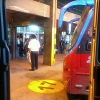 Photo taken at Terminal de transportes by Gonzalo A. on 10/19/2012