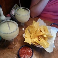 Photo taken at On The Border Mexican Grill & Cantina by Miranda M. on 7/11/2013