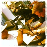 Photo taken at Suicide Kings Tattoo by SuicideKings T. on 10/24/2012