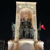 6/24/2013 tarihinde CanSAKAziyaretçi tarafından Taksim Meydanı'de çekilen fotoğraf