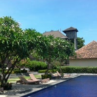 Photo taken at Liberty Dive Resort Tulamben by Tresya M. on 12/6/2015