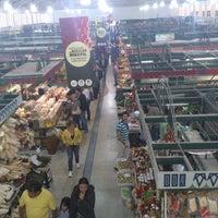 Photo taken at Mercado Municipal de Curitiba by Alvaro R. on 4/21/2013