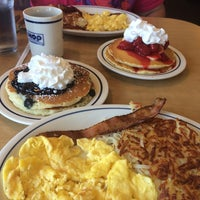 Photo taken at IHOP by Hillary B. on 7/16/2014