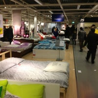 Photo taken at IKEA by Diego S. on 1/4/2013