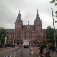 Photo taken at Rijksmuseum by Diego S. on 5/29/2013