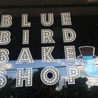 Photo taken at Blue Bird Bake Shop by Ryan K. on 5/8/2013