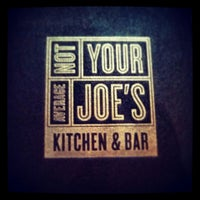 Photo taken at Not Your Average Joe's by Kerlinda on 7/14/2013