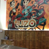 Photo taken at Tuzo Mexican Kitchen by Billy K. on 2/27/2013