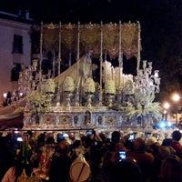 Photo taken at Real Hermandad Nuestra Señora del Rocío (Málaga) by Ignacio C. on 4/15/2014
