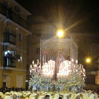 Photo taken at Real Hermandad Nuestra Señora del Rocío (Málaga) by Ignacio C. on 3/31/2015