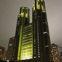 Foto tirada no(a) Tokyo Metropolitan Government Building por Masato T. em 7/19/2013