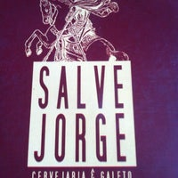Photo taken at Salve Jorge by Rangel C. on 10/26/2012