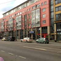 Photo taken at Konsum Fetscherplatz by Christian H. on 1/2/2013