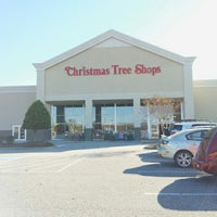 Christmas Tree Shops - Gift Shop in Fayetteville