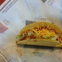 Photo taken at Taco Bell by Daniel H. on 12/30/2013