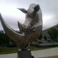 Das Foto wurde bei Freedom Park Trail at the Atlanta BeltLine von Thea-Donora W. am 10/8/2012 aufgenommen