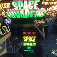 Photo taken at Joystick Gamebar by Thea-Donora W. on 10/4/2012