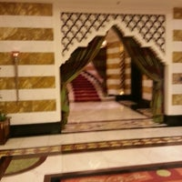 Photo taken at Waldorf Astoria Jeddah - Qasr Al Sharq by Abdulrahman H. on 12/22/2012