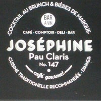 Photo taken at Joséphine by Laura D. on 9/21/2012